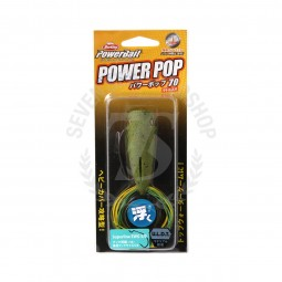 Berkley Powerpop Frog 70 #Green Bull Frog