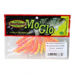 "Bobby Garland 2.5"" Scent Wiggl'R Mo'Glo #MGSW249-18 Electric Chicken"