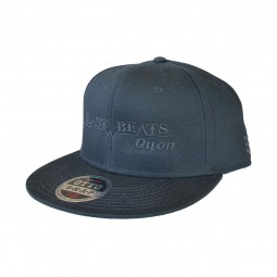 Jackson Snap Back Cap Blast Beats Black & Black