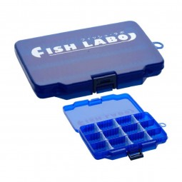 Fish Labo Mini Case Blue #M