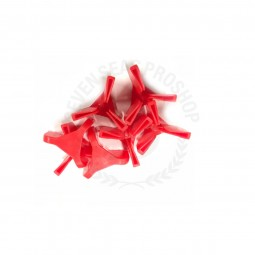 7Seas CAP HOOK Size L #RED*100pcs