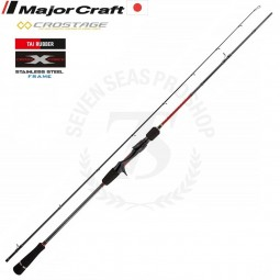 Major Craft Crostage Tai-Rubber CRXJ-B702MHTR /DOTERA *Bait