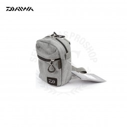 Daiwa BA-33019 Mini Shoulder Bag Gray