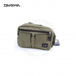 Daiwa BA-32019 Shoulder Bag OLIVE