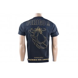 Bombada PERIGO Dry T-Shirt XL #Black-Gold