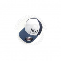 Duo Flexfit Cap*18 White/Navy