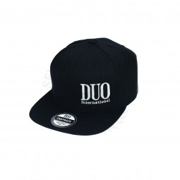 Duo SNAPBACK CAP*18 Black