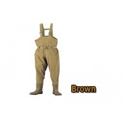PROX Chest Felt Wader #Brown Size L