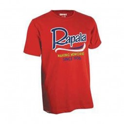 Rapala Groovy T-Shirt #Red-3XL