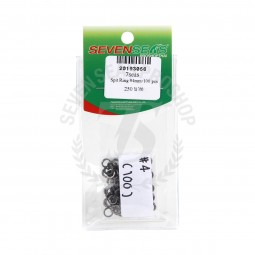 7Seas Split Ring #4mm-100 pcs