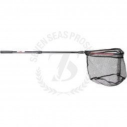 Fish Art Landing Net 2 Section #3FLD01