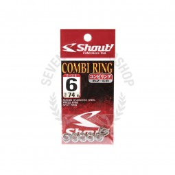 Shout Combi Ring 82-CR #6