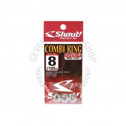 Shout Combi Ring 82-CR #8