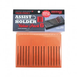 Justice Assist Holder II Value Pack 6 #Orange