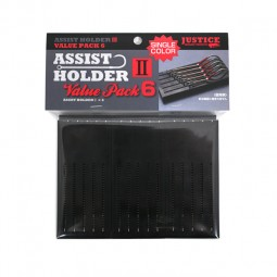 Justice Assist Holder II Value Pack 6 #Black