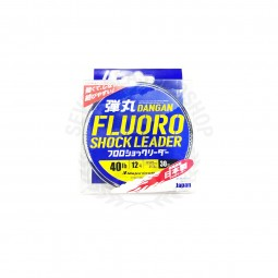 Major Craft DANGAN FLUORO Shock Leader 40lb-30m
