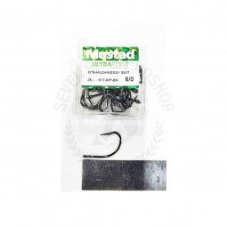 Mustad O Shaughnessy 9174NP-BN*25pcs size 6/0