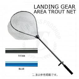 CRAZEE LADING AREA TROUT NET Blue