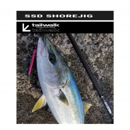 TAILWALK SSD SHORE Jigging 96M*Spinning