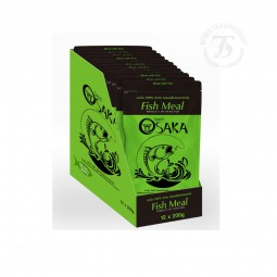 OSAKA Fish Meal-200g*Green pack