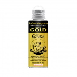OSAKA Premium (GOLD) Natural Flavor*60ml