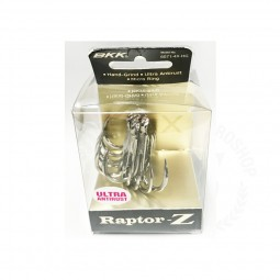 BKK Treble Raptor-Z 6071-4X 3/0