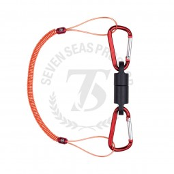 Dai-Ichi Carabiner Holder MG3500 #Red