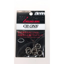 CB ONE MAX Power WELDED Solid Ring Size 6-#624lb