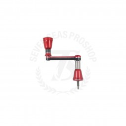 Bassart Spin Complete Handle SCH-S571-A Red