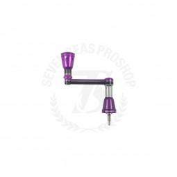 Bassart Spin Complete Handle SCH-S571-A Purple