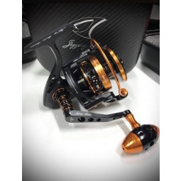 Jigging Master MONSTER GAME 5000H/7000S BK/GD 4.7