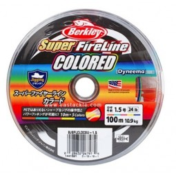 Berkley Super Fire Line Multi 100m size 1.5