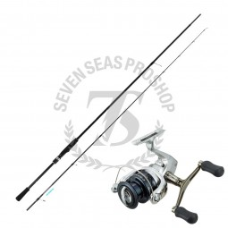 Shimano Speed Master R Egi Shore #S806+Nexave C3000DH Set