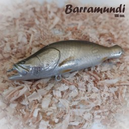 SHINE 30 Barramundi Hand Made Lure 10 cm