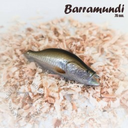 SHINE 30 Barramundi Hand Made Lure 7 cm