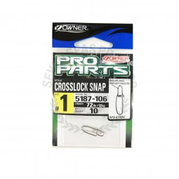 Owner CROSSLOCK SNAP 5187-106 #1