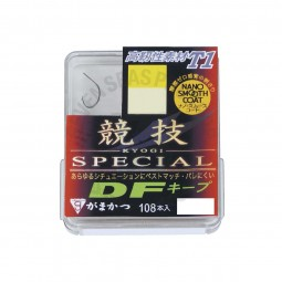 Gamakatsu The Box T1 Competition SP DF (Keep) #68393-no.6.5