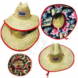SQW Straw Hat Natural *001