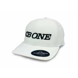 CB One Delta Cap #White