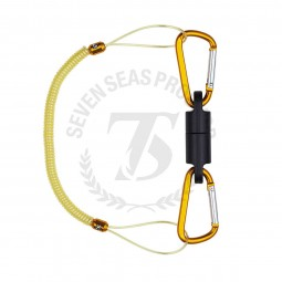 Dai-Ichi Carabiner Holder MG3500 #Yellow