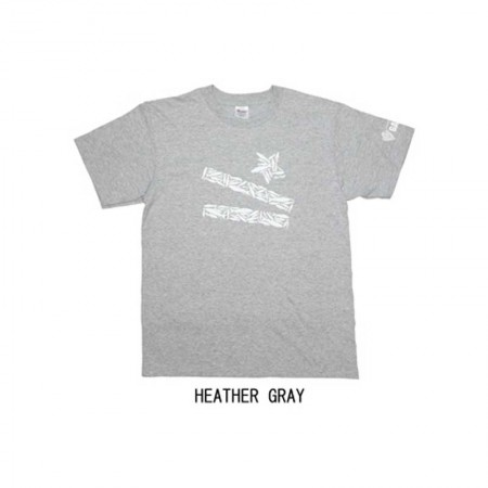 Gan Craft Lucky Lip Lures Tee #Heather Gray-XL