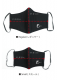 Gan Craft G-Mask White (Jointed Claw) #02- Black/Black
