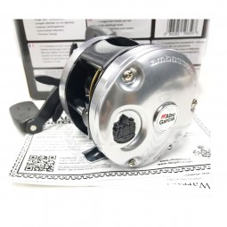 Abu AMB4600 C3 Silver*Right