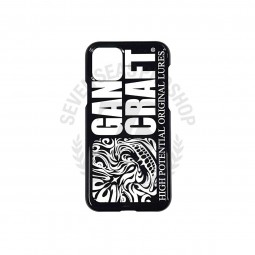 Gan Craft I-Phone 11 Pro Case  Logo Black