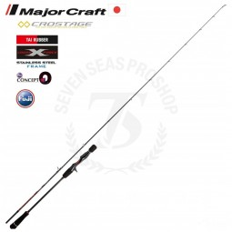 Major Craft Crostage Tai-Rubber CRXJ-B70MHTR /DOTERA *Bait