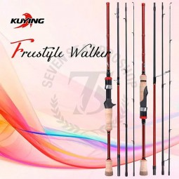 Kuying Freestyle Walker #FWC-604UL (Baitcasting)